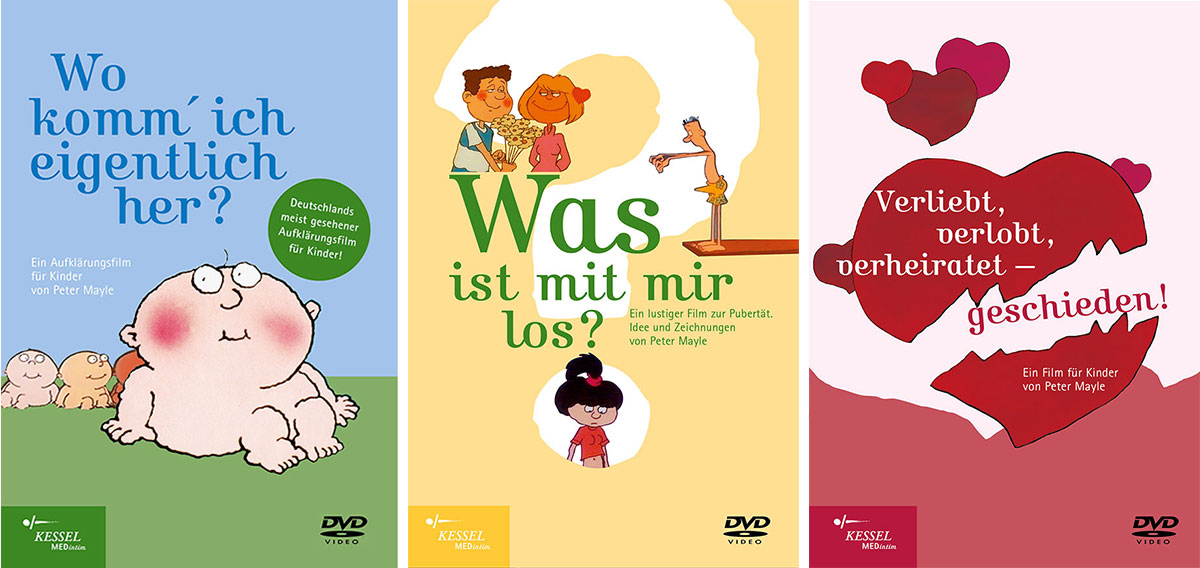 Materialbörse :: Institut für Sexualpädagogik